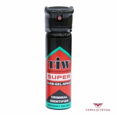 Försvarsspray, TIW Criminal identifier 75ml